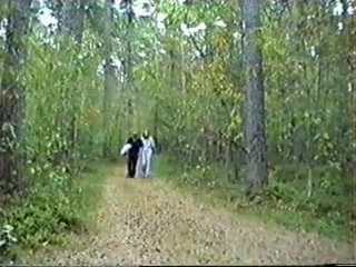 Le pique nique en forêt tourne mal
